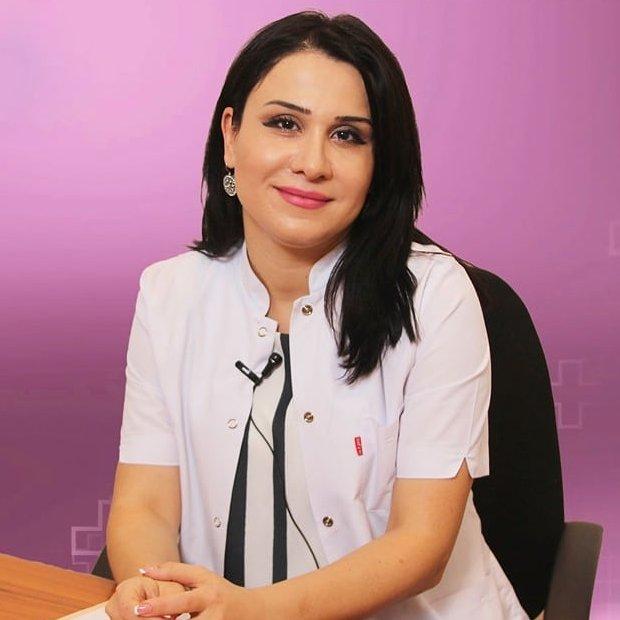 Günel Məmmədova Allerqoloq