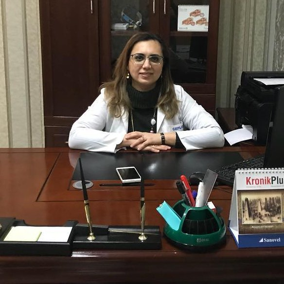 Nigar Dadashova Lor cərrah