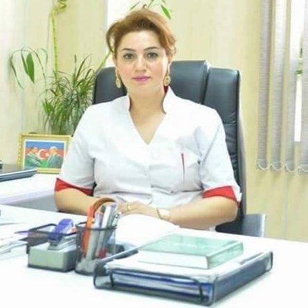Maise Nifteliyeva Fizioterapevt, Reabilitoloq