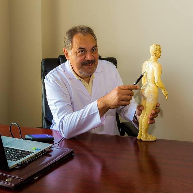 Etiba Kazımov Akupunktur