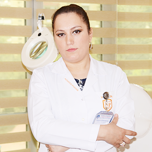 """Nilufər Salmanova - Həkim """"Nevroloq"""""""