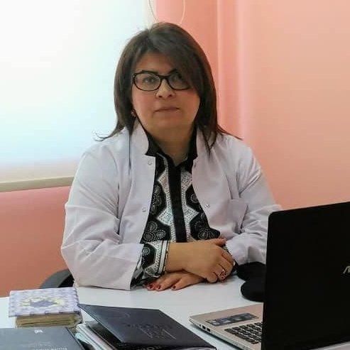Nigar Abdullayeva Dermatoloq
