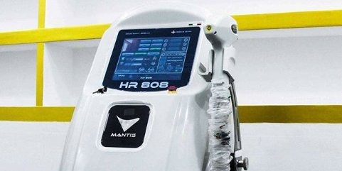 Mantis HR808 lazer epilyasiya cihazı, lazer epilyasiya cihazi