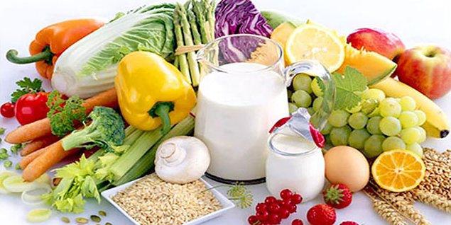 Sağlam qidalanma, sağlam qaraciyər, sağlam orqanizm