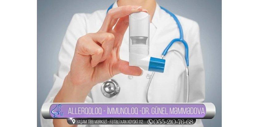 Astma xəstəliyi
